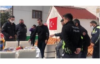 Bursa'da polise 10 Nisan sürprizi