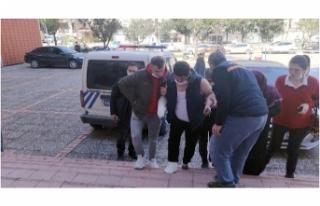 Bursa'da tır sürücüsü tutuklandı