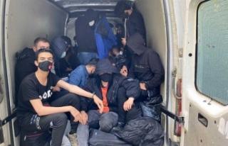 Bursa Polisi İnsan Tacirlerine Göz Açtırmıyor.