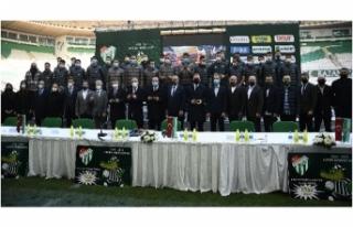 Bursaspor'un kazancı 1 milyon TL'ye yaklaştı