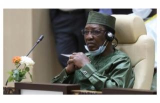 Çad Cumhurbaşkanı Debi çatışmada yaralanarak...