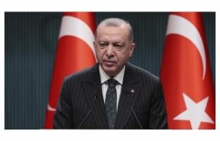 Cumhurbaşkanı Erdoğan: Kanal İstanbul'un...