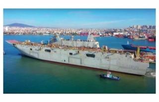 Gemiye SİHA konuşlandırma projesi dünyanın yakın...