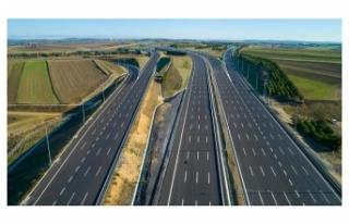 Karayolları bu yıl 361 kilometre bölünmüş yol...