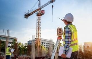 Kayısı Kent ve Ticaret Merkezi projesi inşaatı...