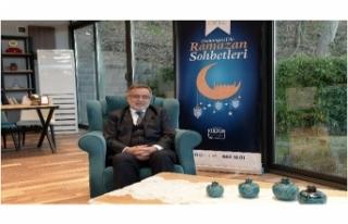 Osmangazi'de Ramazan sohbetleri