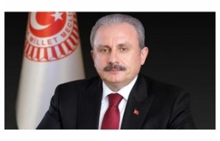 """TBMM Başkanı Şentop'tan """"oylama"""" açıklaması"""