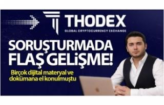 Thodex soruşturmasında yakalanan şüphelilerden...