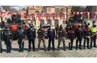 Türk Polis Teşkilatı'nın 176. yıl dönümü...
