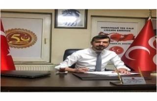 """Türkeş: """"24 yıldan sonra da milliyetçi-ülkücü..."""