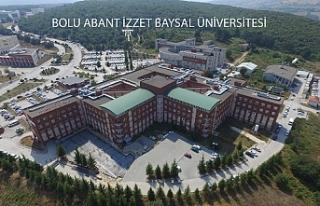 Bolu Abant İzzet Baysal Üniversitesi 31 öğretim...