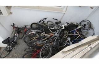 Bursa'da bisiklet hırsızları yakalandı