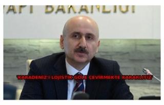 Karaismailoğlu: Kanal İstanbul ile amacımız, ülkemizi...