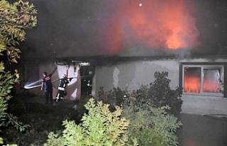 Ev yandı; kundaklama iddiasıyla eski koca gözaltına...
