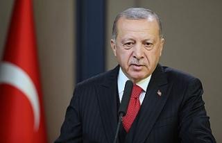 Cumhurbaşkanı Erdoğan, Hırvat mevkidaşı ile...