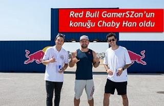 Red Bull GamerSZon'un konuğu Chaby Han oldu