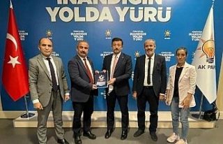 AK Parti'li Dağ'dan 'sosyal medya...