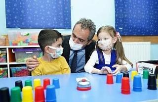 Bakan Özer: Sistem yüz yüze eğitim mekanizmasını...