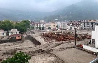 Bakanlığın sel raporu: 10 yılda 127 can kaybı