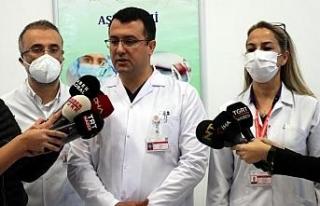 Doç. Dr. Ateş: Turkovac'ın güvenli olduğu...