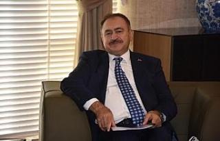 Eroğlu: Türkiye'nin küresel iklim değişikliğindeki...