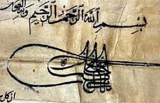 Fatih Sultan Mehmet'in fermanının Balıkesir'e...