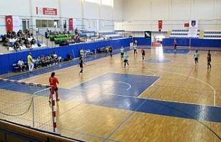 Futsal Avrupa Şampiyonlar Ligi, Manavgat'ta...