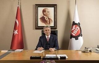İSO Başkanı Bahçıvan: Sanayinin yeşili ve çevreyi...