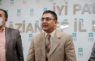 İYİ Parti'de 'yetki' istifası; Gaziantep...