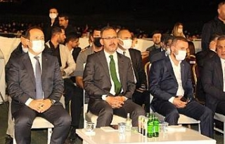 Kasapoğlu: Türkiye'nin gençleri sadece Türkiye'nin...
