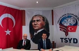 Murat Özmekik, Badminton Federasyonu başkanlığına...