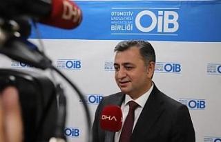 OİB Başkanı Çelik: Çip sorunu 2021'in ikinci...