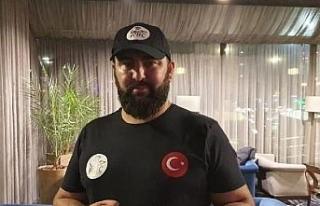 Serdar Avcı'nın rakibi sakatlandı, WBC kemer...