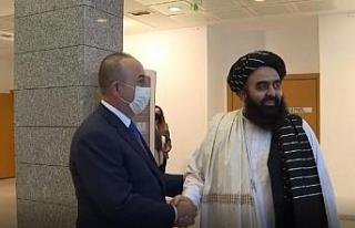 Taliban heyeti, Türkiye'ye geldi (3)