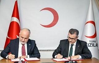 Türk Kızılay Azerbaycan Kızılay'ının kapasitesini...