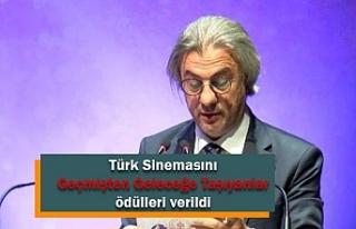 Türk Sinemasını Geçmişten Geleceğe Taşıyanlar...