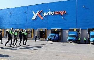 Yurtiçi Kargo otomasyon merkezinin açılışını...