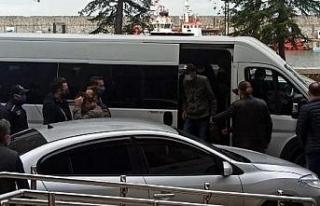 Zonguldak'taki 'Çekirge' operasyonunun...