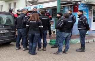 Bakan açıkladı Bursa polisi yakın takibe aldı