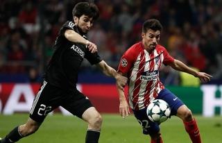 Avrupa'da heyecan dolu futbol gecesi