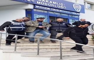Bursa'da Kayınpeder ve damadını öldüren zanlı...