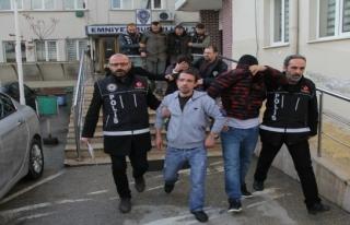 Bursa'da uyuşturucu operasyonu: 17 gözaltı