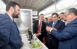 Gıda Sektörünün Kalbi Bursa'da Atıyor