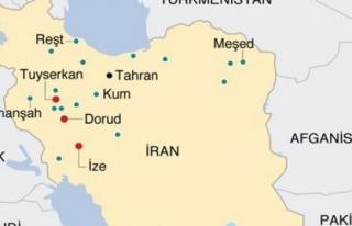 Türkiye İran'ı yakından takip ediyor