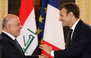 Referandum sonrası Irak'a Fransa desteği