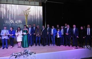 Altın Zeytin Ödülleri  sahipleriyle buluştu