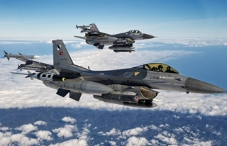 TSK, 'Bugün 47 hedef 27 uçakla vuruldu'