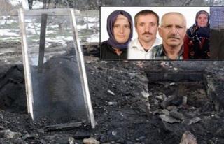 Kastamonu'daki 5 kişilik ailenin kan donduran katlinde...