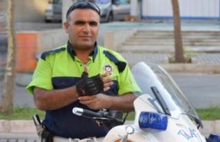 Şehit polis Fethi Sekin için Dağlıca türküsü...