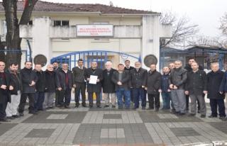 Bursa'da din görevlileri asker olmaya talip